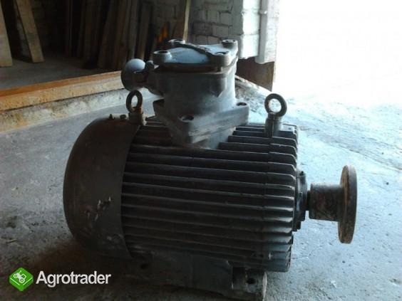 Sprzedam silnik elektryczny 3-fazowy 30kw - zdjęcie 1