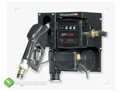 Zbiornik dwupłaszczowy na olej napędowy ropę biopaliwa on YellowBox-35 - zdjęcie 1