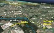 KOŁOBRZEG - 17 km (działki 3.000 m2 z lasem)
