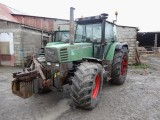 Fendt 512C FAVORIT TURBOSHIFT - 1996