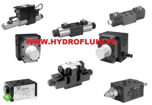 Zawór PCDM3, RQ4M - DUPLOMATIC