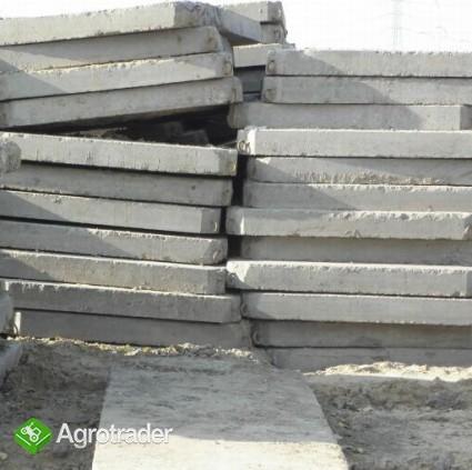 Płyty drogowe betonowe MON Katowice
