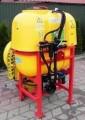 Opryskiwacz sadowniczy 400 litrów do sadu