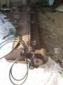 podbieracz pokosów hydrauliczny