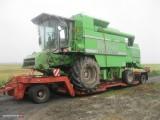 Zetor Transport Ciągników i innych maszyn rolniczych - 1999