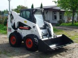 BOBCAT S250 2008r 3500mth TURBO 250 LEASING GWR