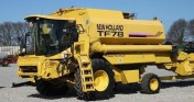 New Holland TF78 ELEKTRA PLUS - 2000