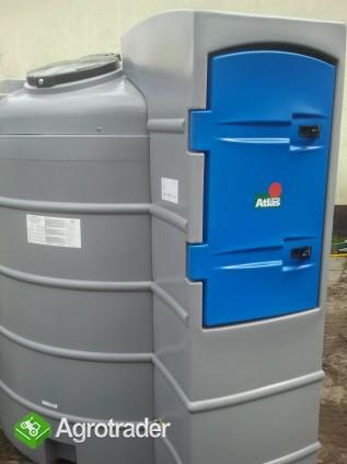 Zbiornik na paliwo 5000l