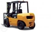 Wózek widłowy Hangcha 2,5 tony diesel nowy UDT