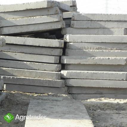 Płyty drogowe betonowe MON  Leszno
