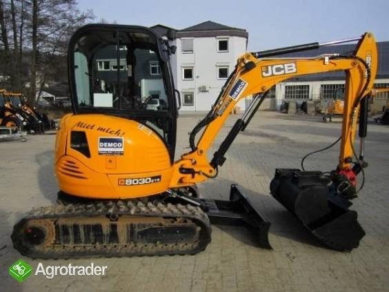JCB 8030 - zdjęcie 1