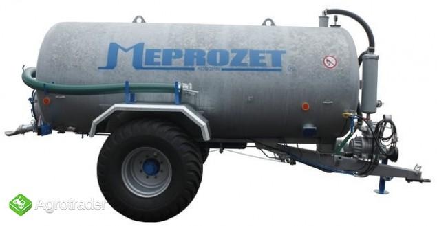 Meprozet Wóz asenizacyjny ekonomiczny - 2017 - 8000L
