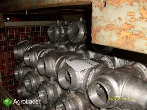 Bęben rozrzucający FORTSCHRITT T-088,ślimak,wał,obudowa i inne - zdjęcie 6