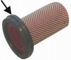 Filtr HARDI do głowic, filterek hardi, mesh 50, 80