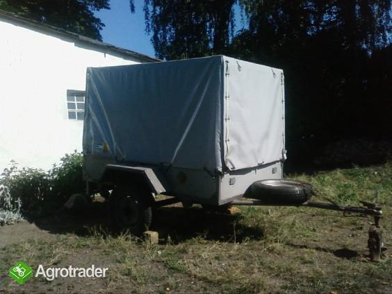Przyczepa lekka 750 kg - zdjęcie 2