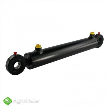 Cylinder siłownik hydrauliczny  SKOK 400 L 680 tłok dwustronny