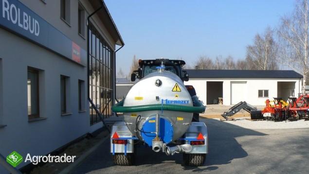 Wóz asenizacyjny MEPROZET PN-50 5000l - zdjęcie 5