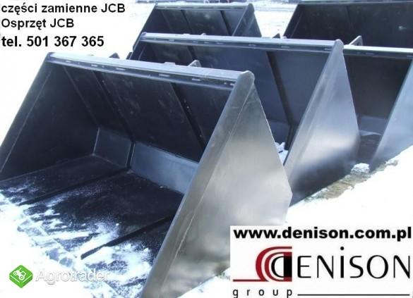 szufla JCB 535-140 jcb 540-170 jcb 540-70
