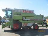 Mega Claas 208 - 2001 rok