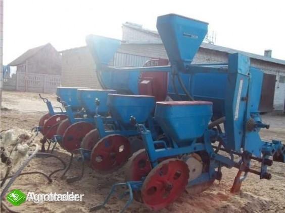 Sprzedam pneumatyczny siewnik do kukurydzy MONOSEM - zdjęcie 1