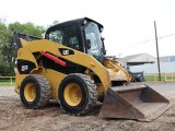 2008 CAteRPILLar 262c SkID sTeer