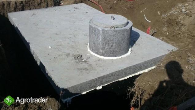 szamba betonowe z atestem i 2-letnią gwarancją, transportem, montażem - zdjęcie 6