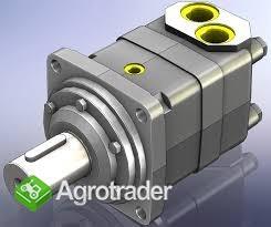 Silnik Sauer Danfoss OMV500 151B-3112; OMV500 151B-3107; Syców - zdjęcie 7