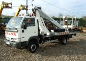 Nissan Cabstar Multitel 160 ALU DS www.denison.com.pl