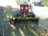 Ciągnik SAM 15km