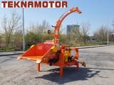 Rębak bębnowy do ciągnika Skorpion 280 RBG