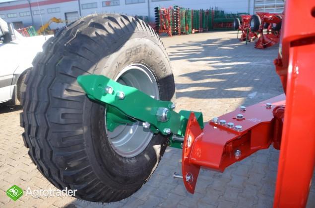 Pług obrotowy obracalny Pługi zabezpieczenie hydrauliczne Agro-Masz - zdjęcie 2
