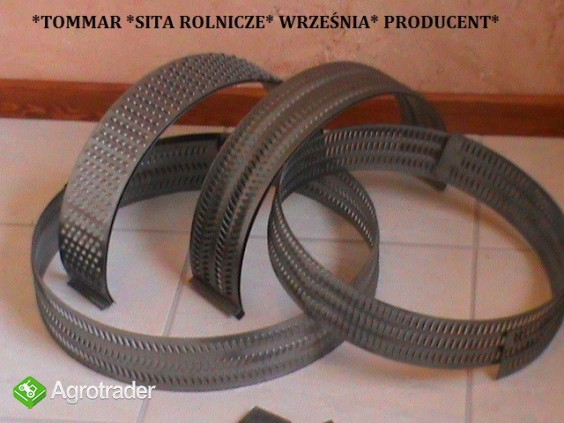 SITA DO ŚRUTOWNIKA RB-1.3 szczelinowe wir 80 TOMMAR  producent