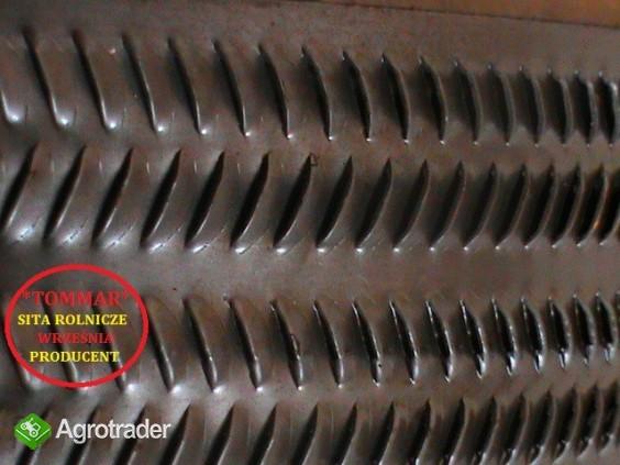 SITA DO ŚRUTOWNIKA RB-1.3 szczelinowe wir 80 TOMMAR  producent  - zdjęcie 1
