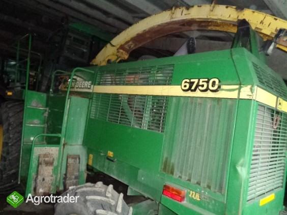 John Deere 6750 - zdjęcie 1
