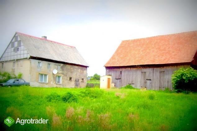 Dom i stodoła z widokiem na Karkonosze na agroturystykę - zdjęcie 1