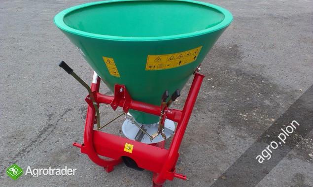 Rozsiewacz nawozów Lejek 300 l 350 l 400 l 500 litrów TRANSPORT - zdjęcie 6
