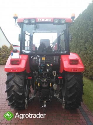 Ciągnik FARMER F-9258 TE, 1 Właściciel , Krajowy , zamiana - zdjęcie 1