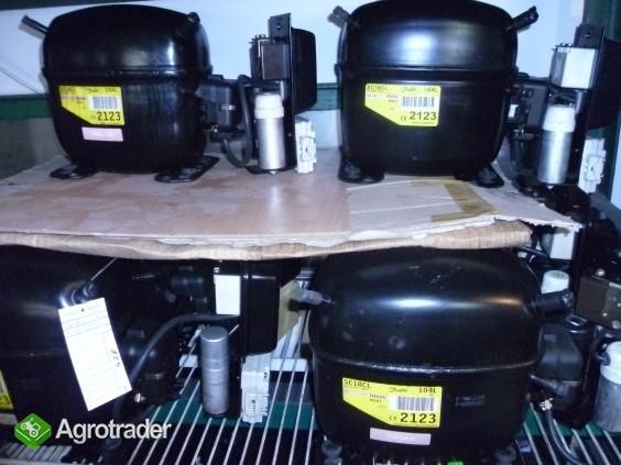 Agregaty chłodnicze chłodnice powietrza sprężarka chłodnicza chłodnia  - zdjęcie 3