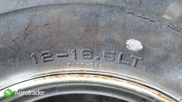Wózek z siodłem 2 osie (Tandem) po odbudowie. - zdjęcie 3