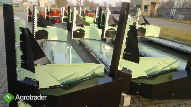 Stół do rzepaku FORTSCHRITT E-514 MMiUR Wągrowiec 2 kosy przystawka - zdjęcie 1