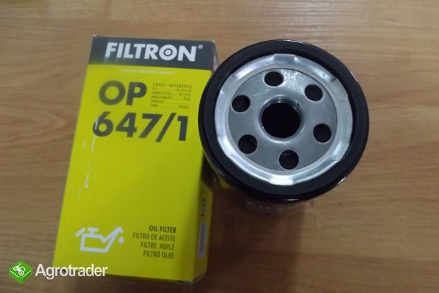 Filtr oleju do URSUS, MF, OP647/1 FILTRON - zdjęcie 1