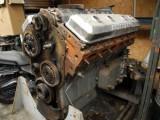 Silnik Detroit Diesel V12 N 71 do remontu