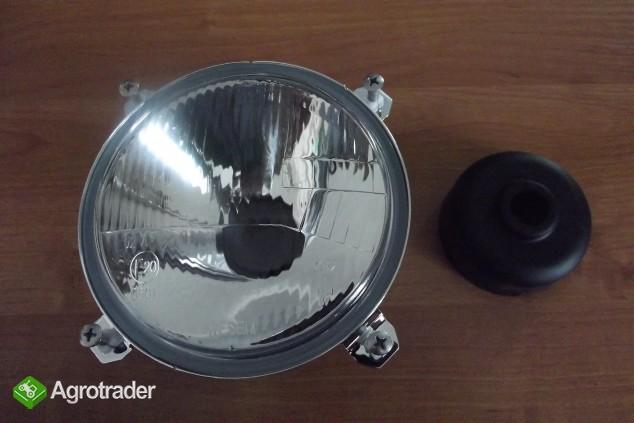 Reflektor fi-139mm MF/Ursus/Zetor 12V R2 45/40W, 24V R2 55/50W