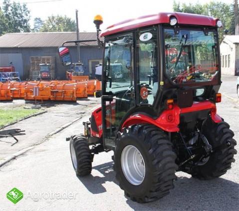 ciągnik rolniczy komunalny pomocniczy TYM T293 HST sprzedaż wynajem - zdjęcie 1