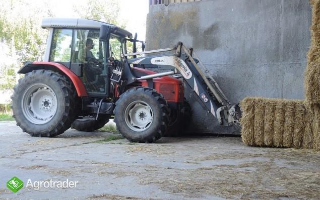 Ciągnik rolniczy SAME SILVER 95 + SIGMA 4 - 2006 - zdjęcie 1