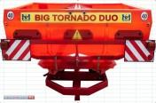 Rozsiewacz nawozów Tornado BIG WIBRO 1250 L 2000 KG