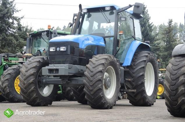 Ciągnik rolniczy  New Holland TM 125 - 2000 ROK