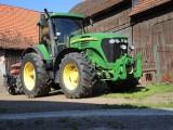 Ciągnik rolniczy JOHN DEERE 7720 PQ + TUZ + WOM - 2004