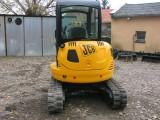JCB 8030 ZTS 2009  rok - sprzedaż minikoparek Kraków