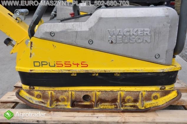 Euro-Maszyny DPU 5545 po przeglądzie filtr-olej - zdjęcie 2